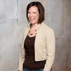 Melissa Harrison of Allee Creative